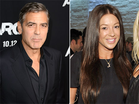 "George Clooney Hooking Up With ""Croatian Sensation"" Ex Monika Jakisic After Stacy Keibler Split!"