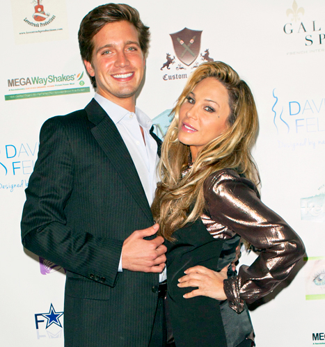 "Adrienne Maloof, 52, On Much-Younger Boyfriend Jacob Busch, 24: ""He's a Cool Guy"""