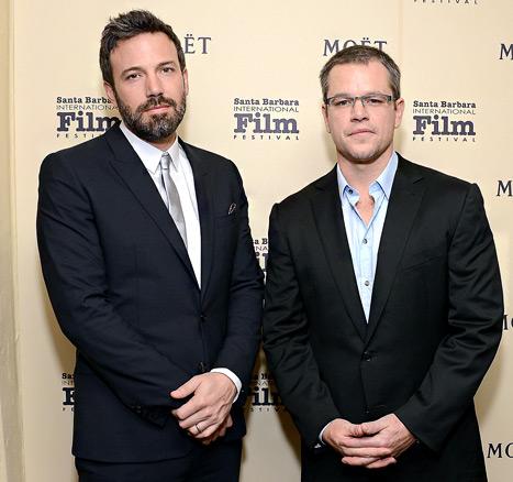 Ben Affleck and Matt Damon Reunite for New CBS Sitcom