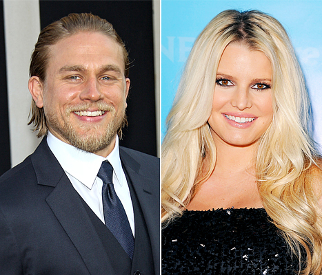 Charlie Hunnam's Fifty Shades of Grey Exit; Jessica Simpson Stuns During Pal's Wedding Weekend: Today's Top Stories