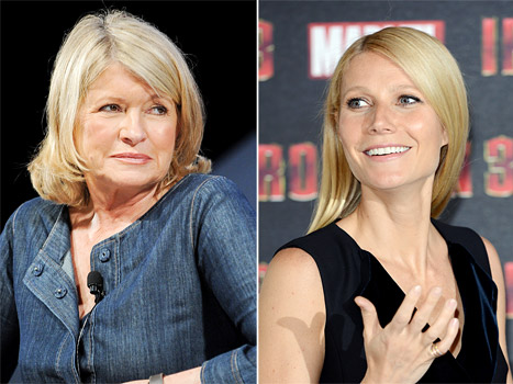 "Martha Stewart Disses Gwyneth Paltrow's GOOP? ""I Started This Whole Category of Lifestyle"""
