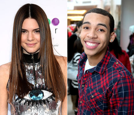Kendall Jenner, 17, Denies Dating Rapper Young Jinsu, 21