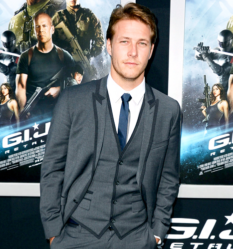 "Fifty Shades of Grey Casting: Luke Bracey at ""Top of the List"" to Replace Charlie Hunnam"