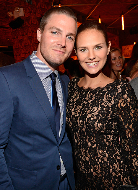 Stephen Amell, Arrow Actor, Welcomes Baby Girl Mavi Alexandra Jean Amell With Wife Cassandra Jean: Picture