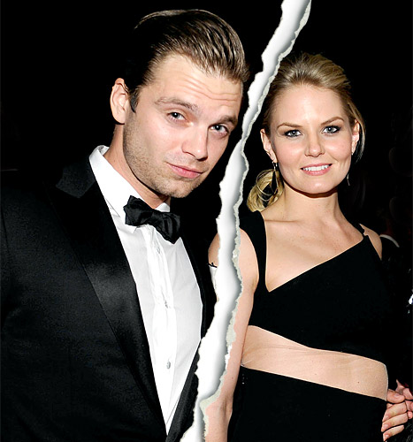 Jennifer Morrison, Sebastian Stan Split: Once Upon a Time Costars Broke Up Four Months Ago