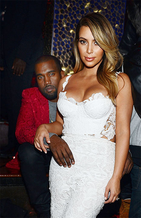 "Kim Kardashian Says She Was ""Shaking the Entire Time"" During Kanye West's Proposal"