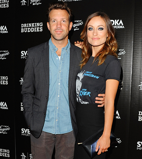 Olivia Wilde Pregnant: Actress and Fiance Jason Sudeikis Expecting First Child