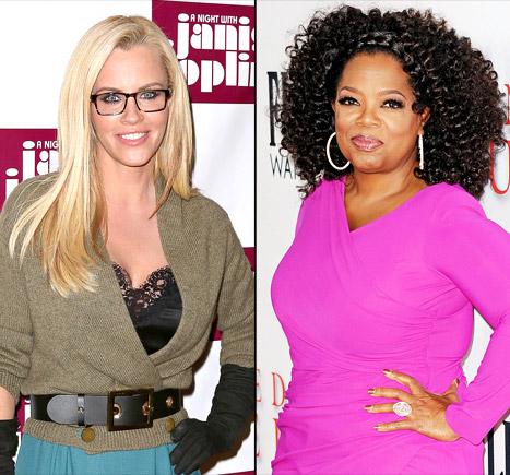 "Jenny McCarthy ""Terrified"" of Oprah Winfrey After Deal Fell Through: I'm on Her ""Sh*t List"""