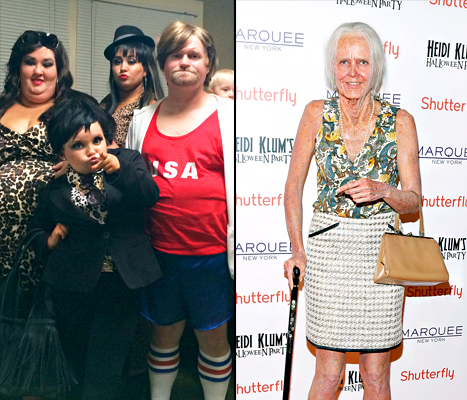 Honey Boo Boo and Family Dress as Kardashians, Heidi Klum Goes as Old Lady for Halloween: Top 5 Stories