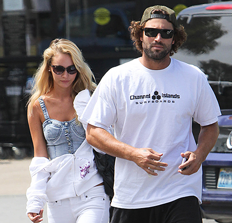 Brody Jenner Splits From Girlfriend Bryana Holly After Four-Month Romance