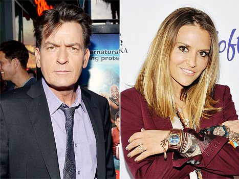 Charlie Sheen's Twins Moving Back Into Brooke Mueller's House After Heated Custody Battle: Report