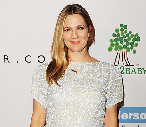 Pregnant Drew Barrymore Says She's Preparing Olive to Be a Sister, Talks Pregnancy Cravings