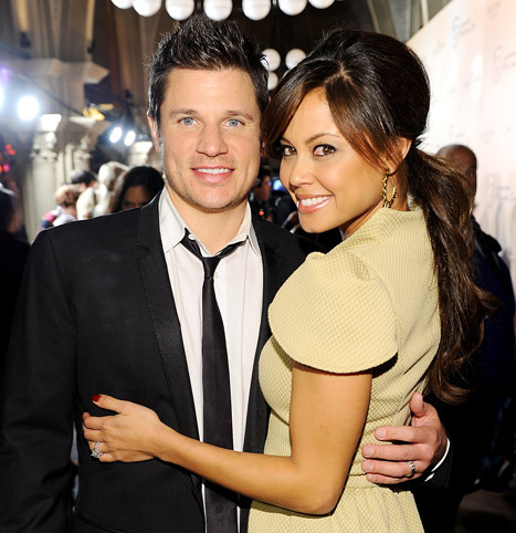 Nick Lachey Turns 40: Wife Vanessa Minnillo Throws Star-Studded Bash -- All the Details