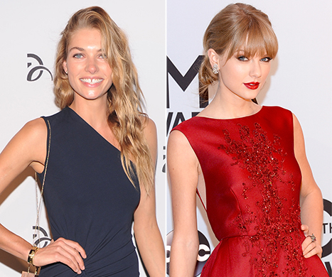 "Jessica Hart Praises Taylor Swift, Explains Comments: ""I Could Never Get Up There And Do What She Does"""