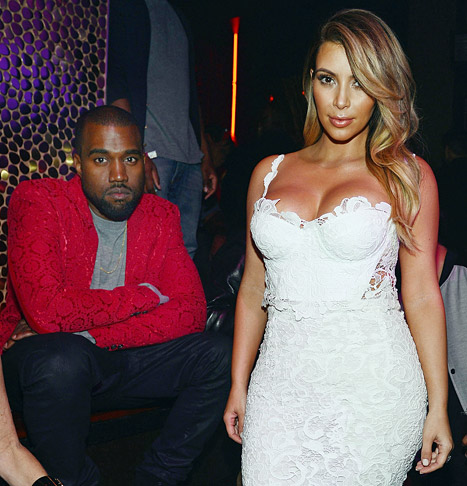 "Kim Kardashian Stars in Kanye West's ""Really Sexy"" New Music Video for ""Bound 2"""