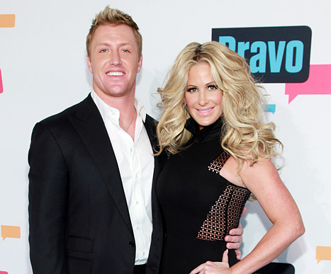 Kim Zolciak Welcomes Twins, Baby Girl Kaia and Baby Boy Kane, With Husband Kroy Biermann