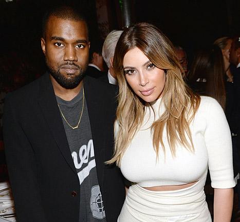 Kim Kardashian, Kanye West May Film Wedding For Television