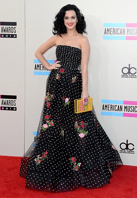 American Music Awards 2013: Complete Winners List!