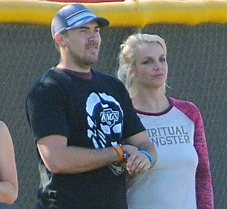 "Britney Spears Opens Up About Boyfriend David Lucado: ""I'm in Love,"" ""I Adore Him"""
