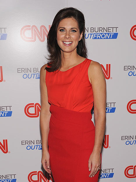 Erin Burnett, CNN Anchor, Welcomes a Baby Boy With Husband David Rubulotta