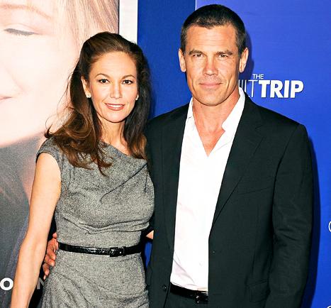 Josh Brolin, Diane Lane Finalize Divorce After Nine Months