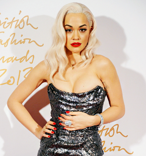 Rita Ora Joining Cast of Fifty Shades of Grey as Christian Grey's Sister Mia