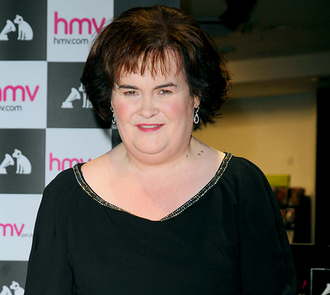 "Susan Boyle Has Been Diagnosed With Asperger's Syndrome: ""It's a Relief"""