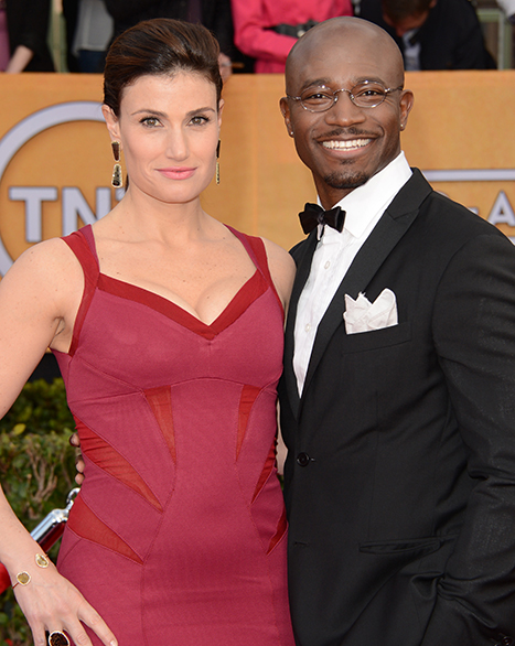 Idina Menzel, Taye Diggs Separate After 10 Years of Marriage