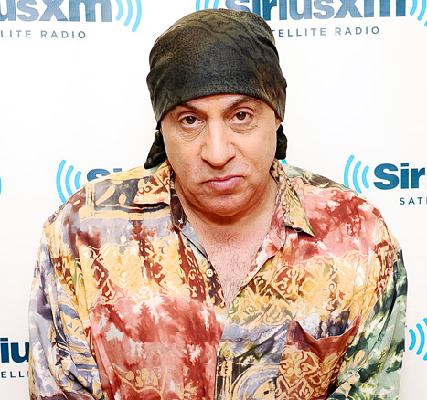 Steven Van Zandt: 25 Things You Don't Know About Me