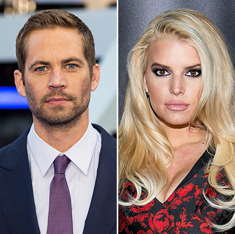 Paul Walker's Funeral; Jessica Simpson Goes Without Makeup on Date Night: Top 5 Weekend Stories