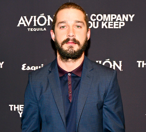 """Shia LaBeouf Apologizes for Plagiarism, Daniel Clowes Is """"Exploring His Legal Options"""""""