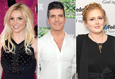 New Year's Eve 2014: Britney Spears, Simon Cowell, Adele and More Tweet About the New Year
