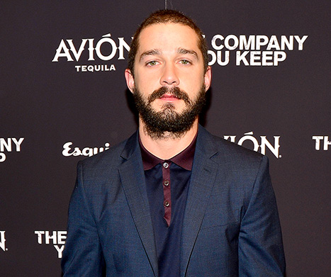 Shia LaBeouf Hires Skywriting Team to Apologize for Plagiarizing