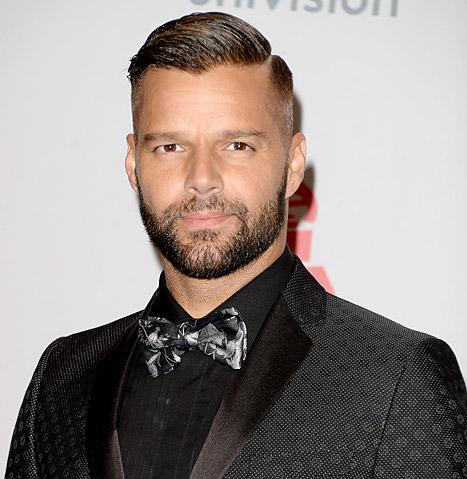 Ricky Martin Splits From Partner Carlos Gonzalez Abella