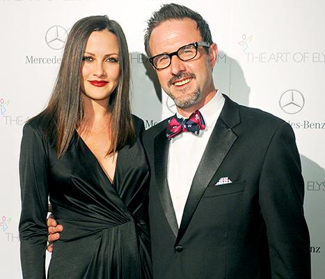 """David Arquette Talks Girlfriend Christina McLarty's Pregnancy: """"It's All New, But It's All Beautiful"""""""