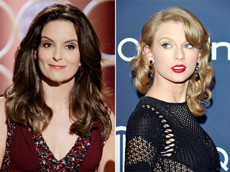 "Tina Fey Slams Taylor Swift While Congratulating Amy Poehler? ""There's a Special Place in Hell For You"""