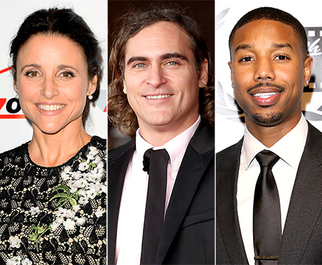 Oscar Nominations 2014 Snubs and Surprises: Julia-Louis Dreyfus, Joaquin Phoenix, Other Stars, Films Overlooked