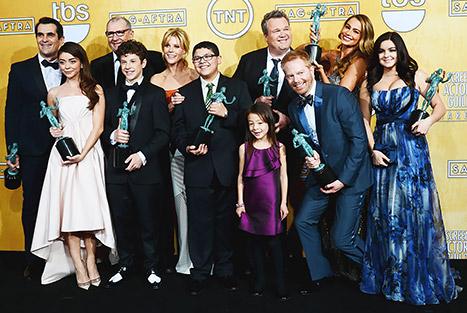 SAG Awards 2014: Complete List of Winners