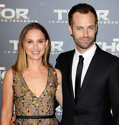 Natalie Portman's Husband Benjamin Millepied Is Converting to Judaism