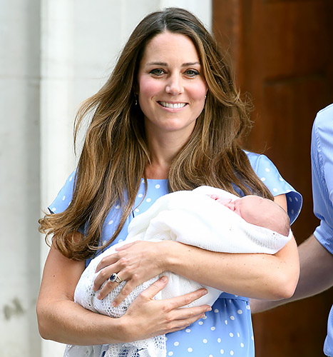 Prince George Has First Family Vacation at Caribbean With Mom Kate Middleton, Prince William Stays Home