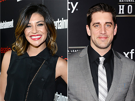 Jessica Szohr, Aaron Rodgers Dating Again After 2011 Split