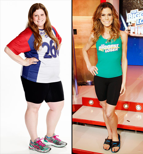 Biggest Loser Winner Rachel Frederickson Goes from Size 20 to Size 0/2: See the Shocking Pictures