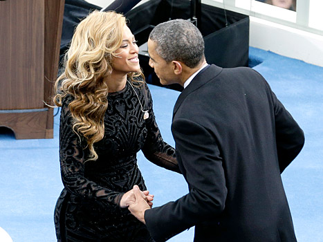 Washington Post Isn't Publishing Alleged Beyonce, Obama Affair Story