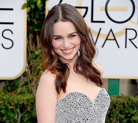 Emilia Clarke Beats Jennifer Lawrence, Tops 99 Most Desirable Women List