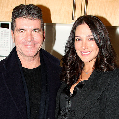 Simon Cowell's Girlfriend Lauren Silverman Is in Labor!