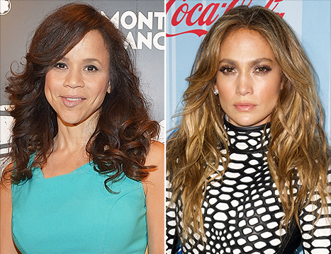 "Rosie Perez Slams Jennifer Lopez in New Memoir: She ""Went Off"" Like ""Some Ghetto Biatch"""
