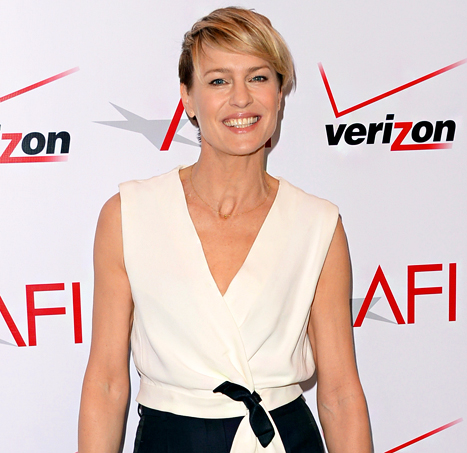 Robin Wright: 25 Things You Don't Know About Me
