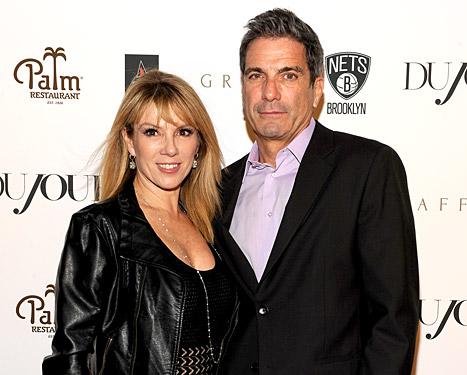 "Ramona Singer, Husband Mario Get ""Affectionate"" During Bowling Date Night After Divorce Filing: Details"