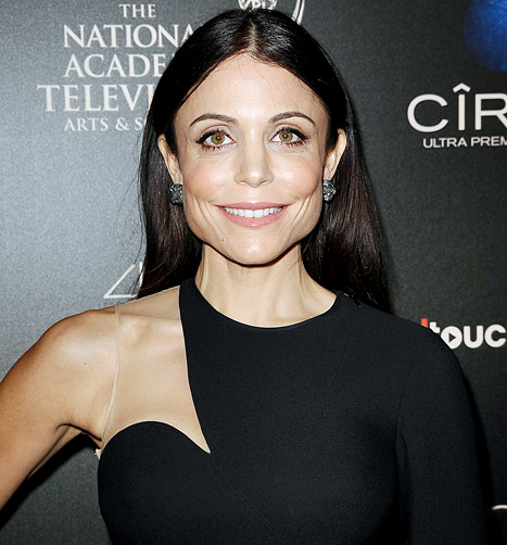 "Bethenny Frankel Reacts to Talk Show Cancellation: ""I Am Relieved,"" ""I'm a Little Over Myself"""