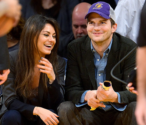 "Ashton Kutcher, Mila Kunis Engagement: ""He Was Planning This All Along"""